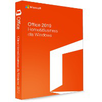 Microsoft Office 2019 Home & Business 32/64 Bit - klucz produktu (Key)