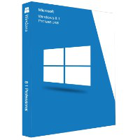 Microsoft Windows 8.1 Professional 32/64 Bit - klucz produktu (Key)