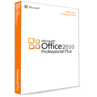 Microsoft Office 2010 Professional Plus 32/64 Bit - klucz produktu (Key)