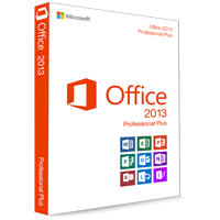 Microsoft Office 2013 Professional Plus 32/64 Bit - klucz produktu (Key)