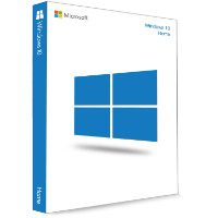 Microsoft Windows 10 Home 32/64 Bit - klucz produktu (Key)