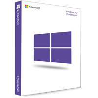 Microsoft Windows 10 Professional 32/64 Bit - klucz produktu (Key)